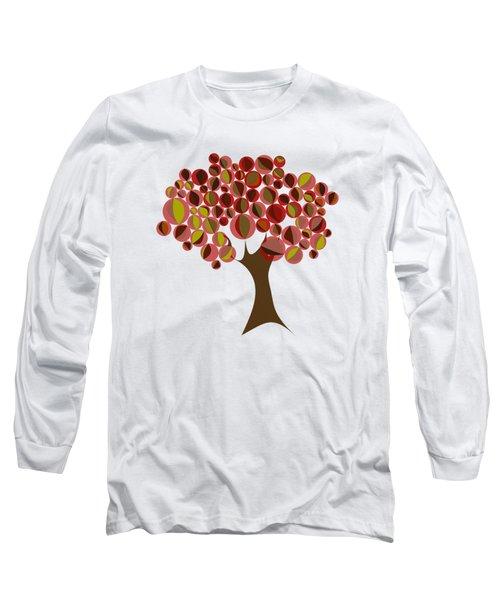 Cherry Tree Long Sleeve T-Shirt