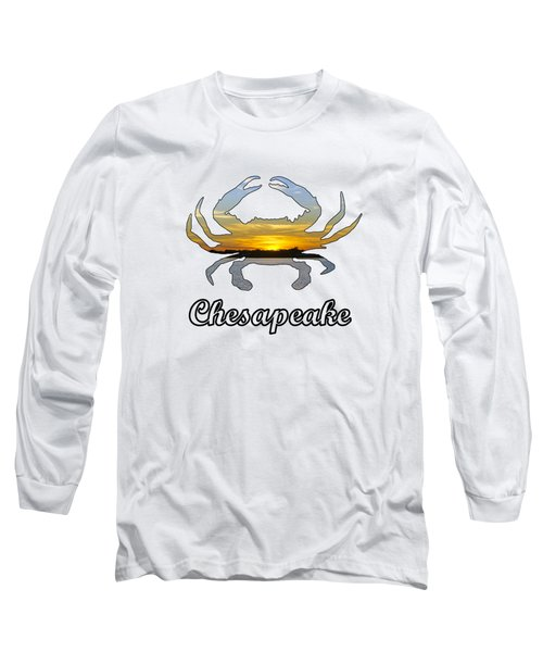 Chesapeake Emblem Long Sleeve T-Shirt