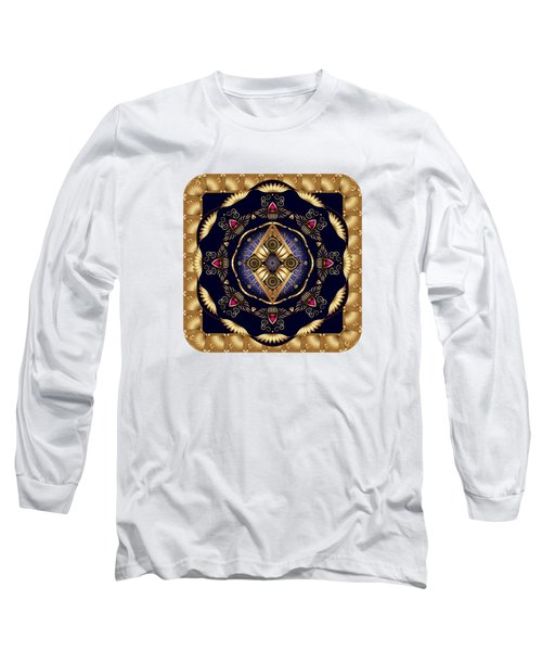 Circumplexical No 3584 Long Sleeve T-Shirt