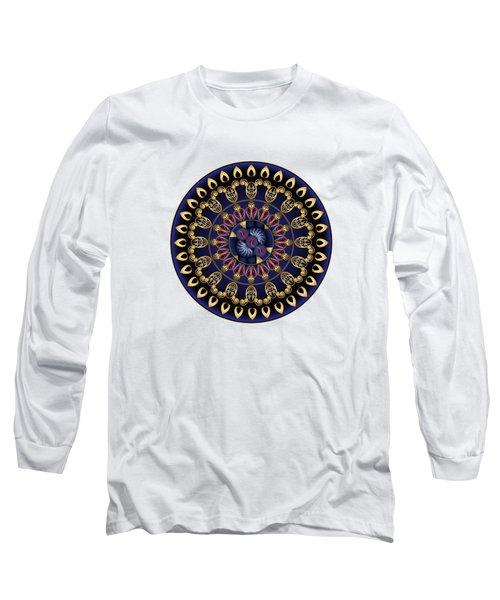 Circumplexical No 3628 Long Sleeve T-Shirt