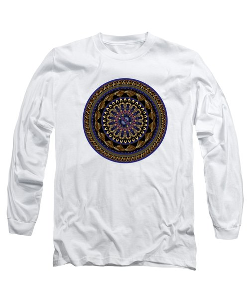 Circumplexical No 3632 Long Sleeve T-Shirt