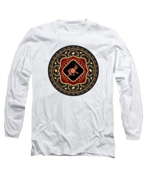 Circumplexical No 3665 Long Sleeve T-Shirt