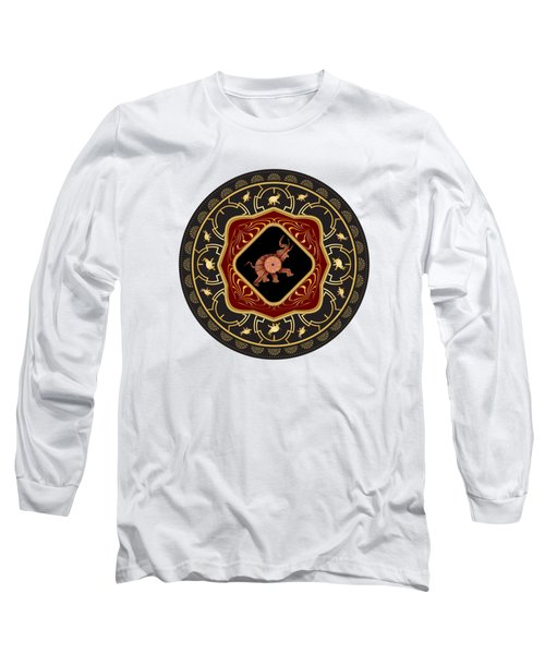 Circumplexical No 3665 Long Sleeve T-Shirt