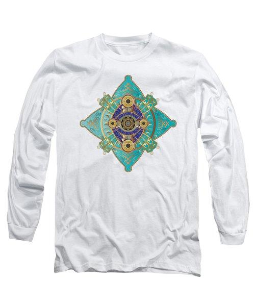 Circumplexical No 3698 Long Sleeve T-Shirt