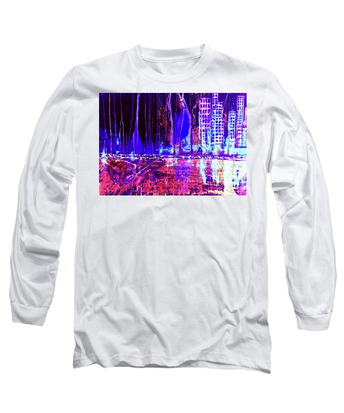 City By The Sea L Long Sleeve T-Shirt
