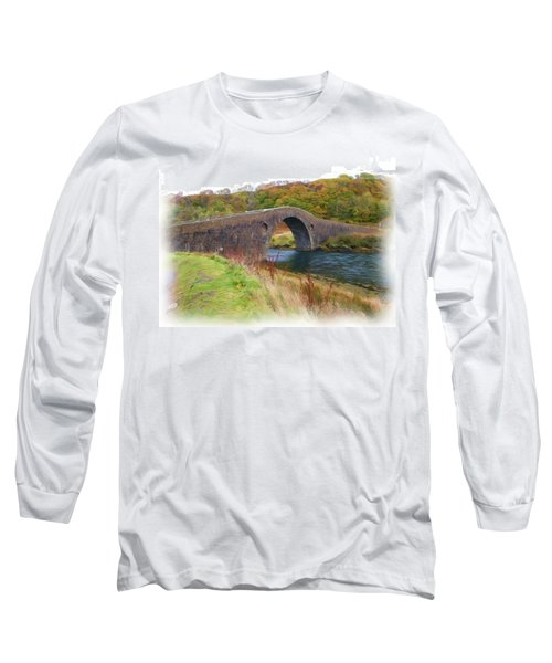 Clach Na Sula Long Sleeve T-Shirt