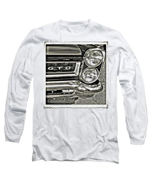 Classic Pontiac Long Sleeve T-Shirt