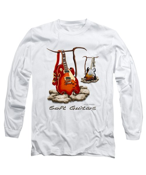 Classic Soft Guitars Long Sleeve T-Shirt