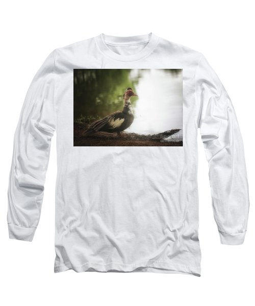 Claude Long Sleeve T-Shirt