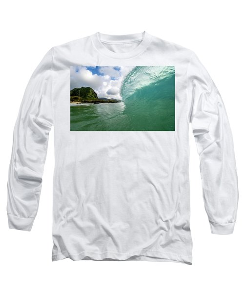 Clear Water Long Sleeve T-Shirt