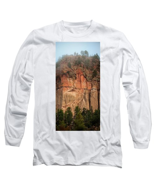 Cliff Face Long Sleeve T-Shirt