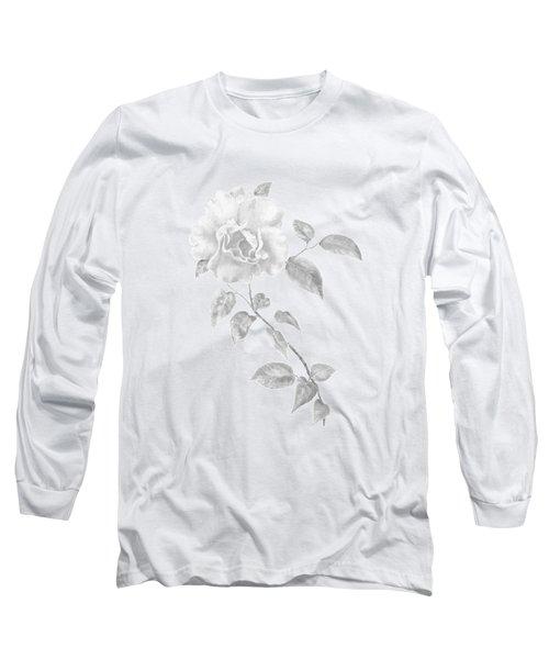 Climbing Rose II Long Sleeve T-Shirt