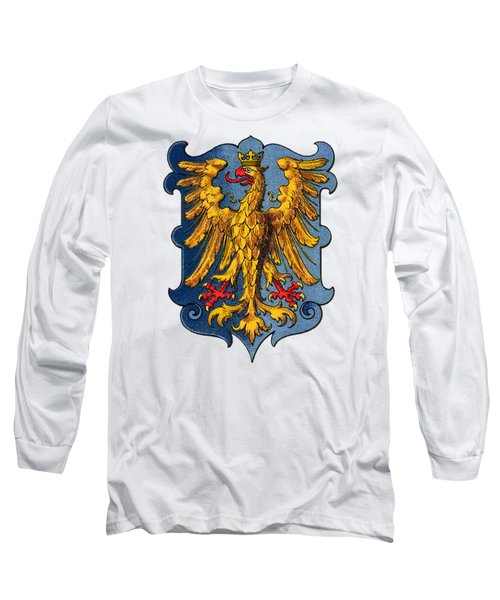 Coat Of Arms Of The Duchy Of Friuli Long Sleeve T-Shirt