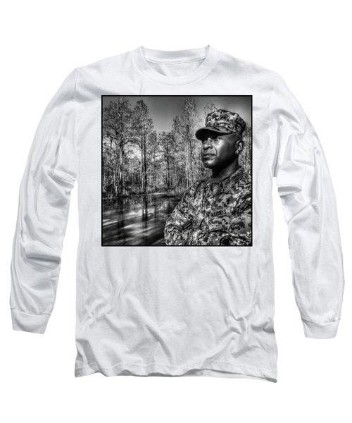 colonel Trimble 2 Long Sleeve T-Shirt