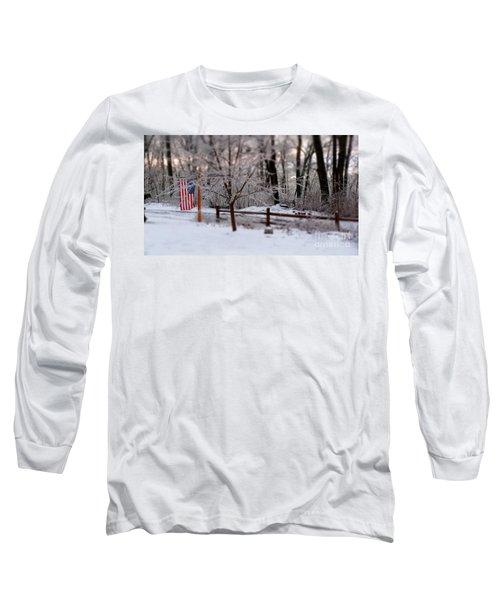 Colors Never Run Long Sleeve T-Shirt
