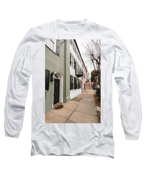 Colors Of The Rainbow Long Sleeve T-Shirt