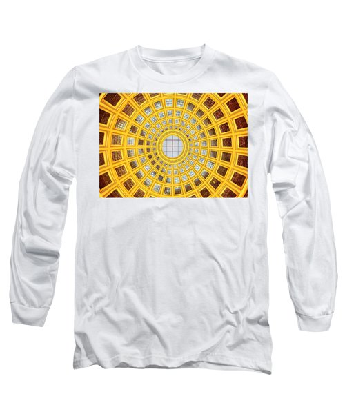 Colours. Gold Long Sleeve T-Shirt