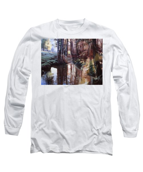 Come, Explore With Me Long Sleeve T-Shirt