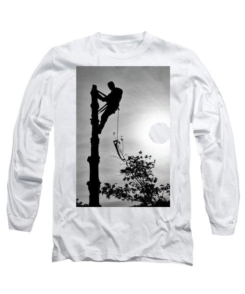 Coming Down Long Sleeve T-Shirt