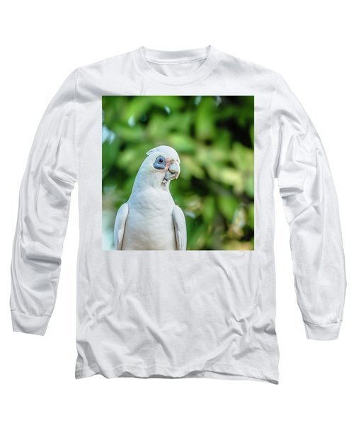 Corellas Outside During The Afternoon. Long Sleeve T-Shirt
