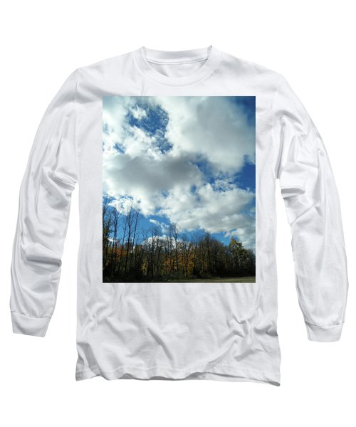 Country Autumn Curves 10 Long Sleeve T-Shirt