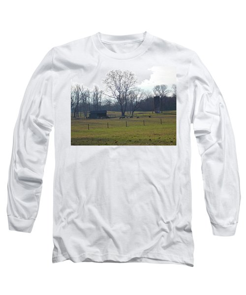 Country Pasture Long Sleeve T-Shirt