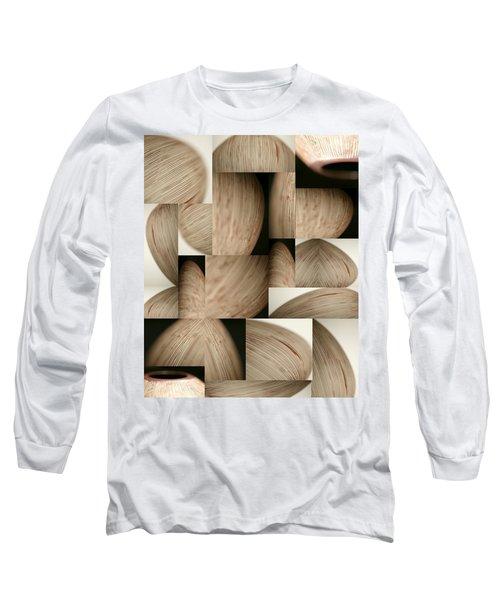 Crescents Long Sleeve T-Shirt