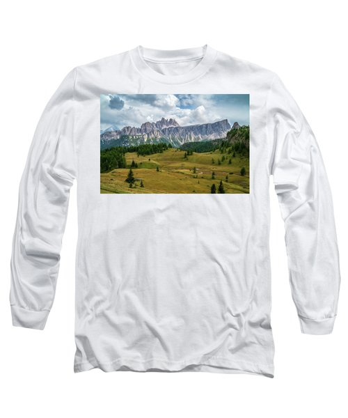 Croda Da Lago Long Sleeve T-Shirt
