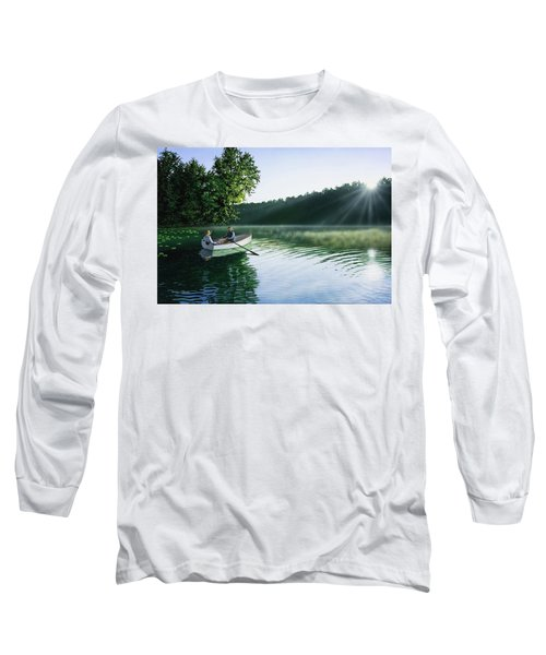 Cruise For Two Long Sleeve T-Shirt