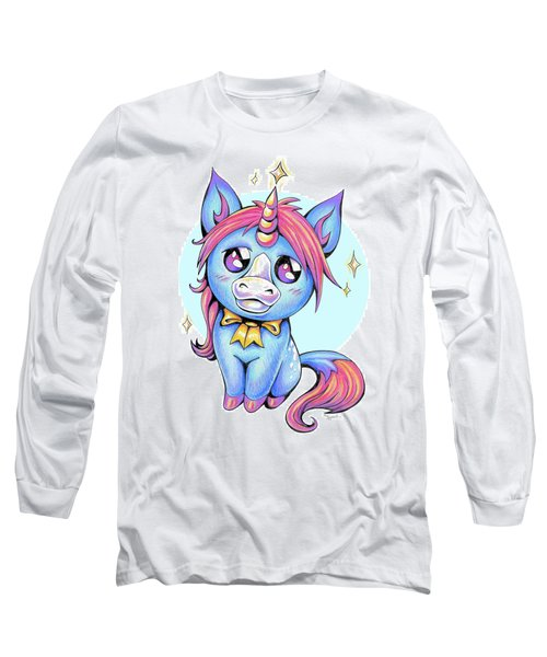 Cute Unicorn I Long Sleeve T-Shirt