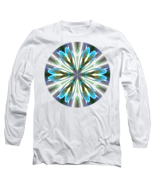 Long Sleeve T-Shirt featuring the digital art Dare To Dream by Rachel Hannah