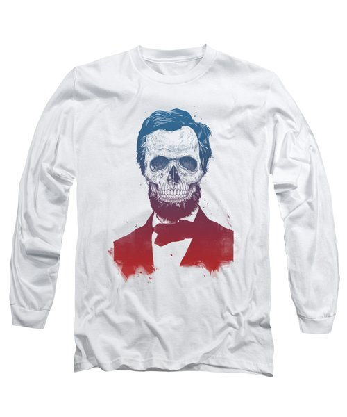 Dead Lincoln Long Sleeve T-Shirt