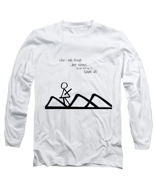 Deep Waters Long Sleeve T-Shirt