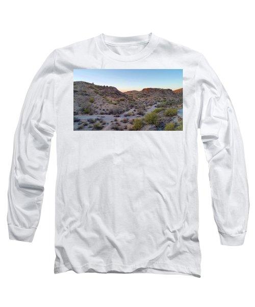 Desert Canyon Long Sleeve T-Shirt