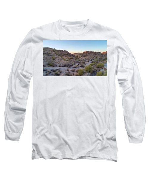 Desert Canyon Long Sleeve T-Shirt