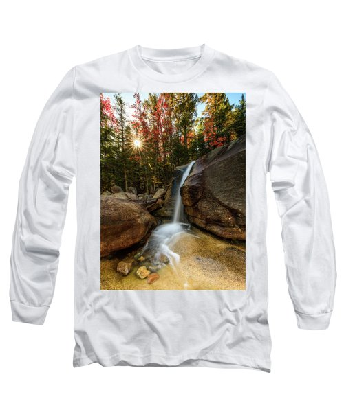 Diana's Baths Long Sleeve T-Shirt