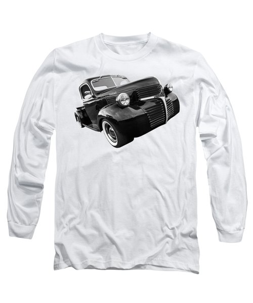 Dodge Truck 1947 Side View Long Sleeve T-Shirt