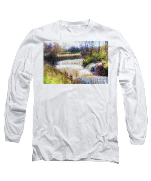 Double Falls Long Sleeve T-Shirt