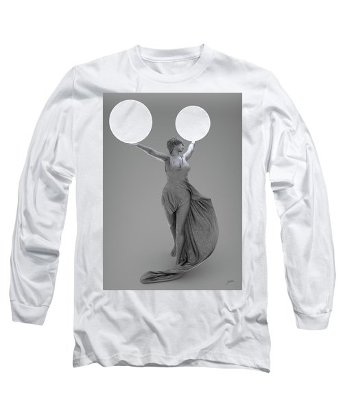 Double Lamp Long Sleeve T-Shirt