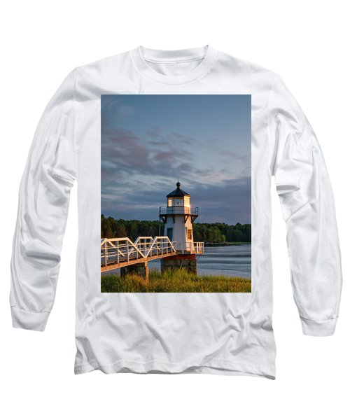 Doubling Point Light Long Sleeve T-Shirt