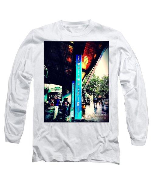 Downtown Spirit, Kentucky Soul Long Sleeve T-Shirt