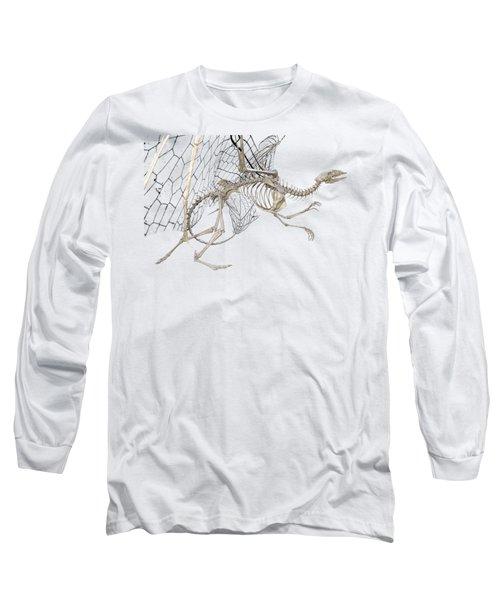 Dragon Skeleton  Long Sleeve T-Shirt