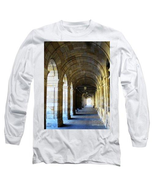 Drawn To The Light Long Sleeve T-Shirt