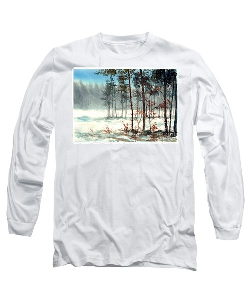 Dreaming Forest Long Sleeve T-Shirt