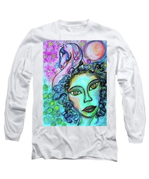 Dreams Are Free Long Sleeve T-Shirt
