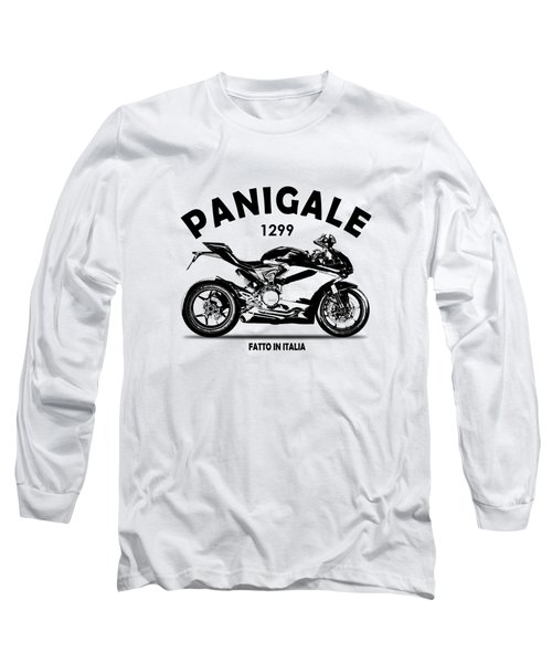 Ducati 1299 Panigale Long Sleeve T-Shirt