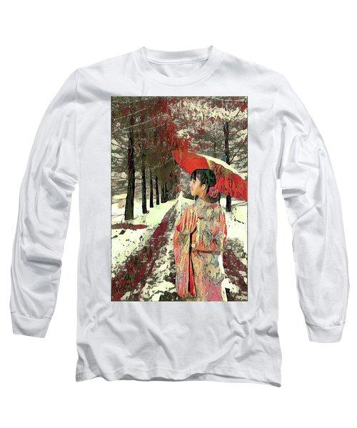 Early Snow Long Sleeve T-Shirt