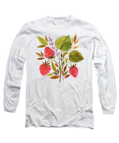 Early Summer Strawberries Are The Sweetest Long Sleeve T-Shirt