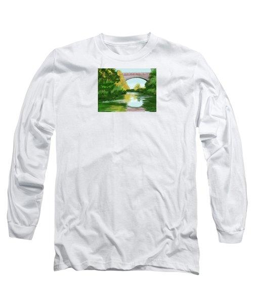 Echo Bridge Long Sleeve T-Shirt