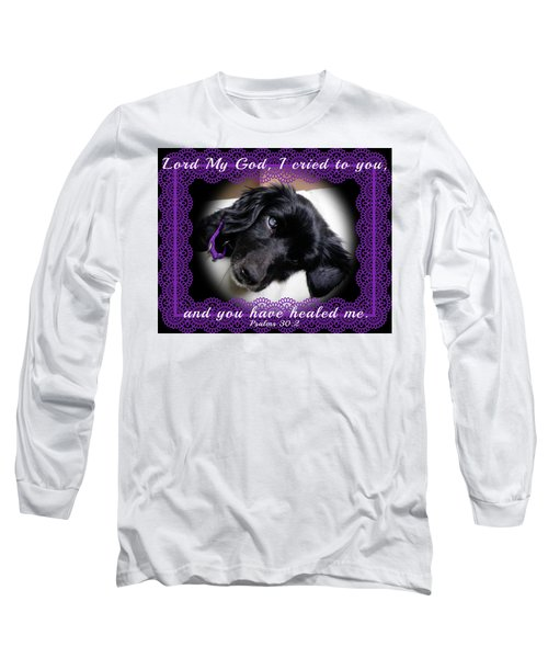 Edie Framed Long Sleeve T-Shirt